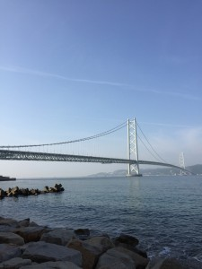 障碍者福祉サービス舞子事業所、明石海峡大橋