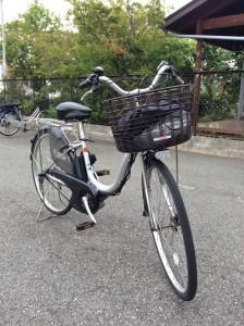 障害福祉サービス西明石事業所・自転車