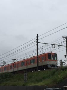 障害福祉サービス舞子事業所/電車