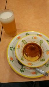 障害福祉サービス明石事業所/ビールとプリン