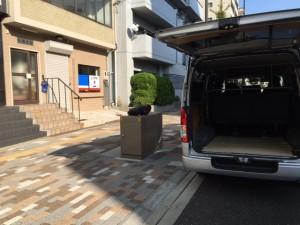 障害福祉サービス明石事業所/送迎車