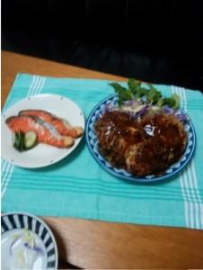 障害福祉サービス西明石事業所 料理